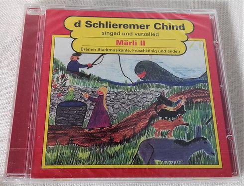 Schlieremer Chind verzeled Märli