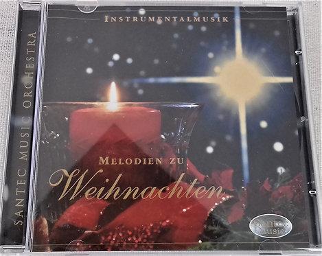 Melodien zu Weihnachten