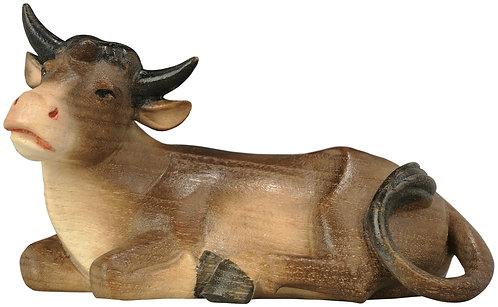 Ochs und Esel aquarell