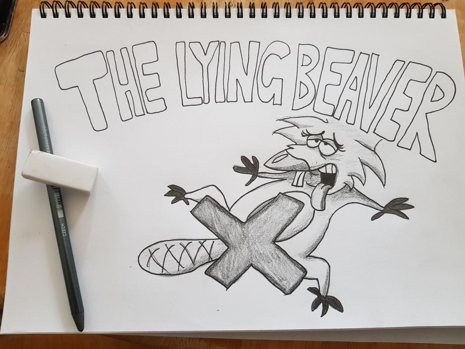 The Lying Beaver