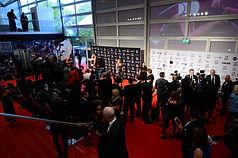 Awards entrance