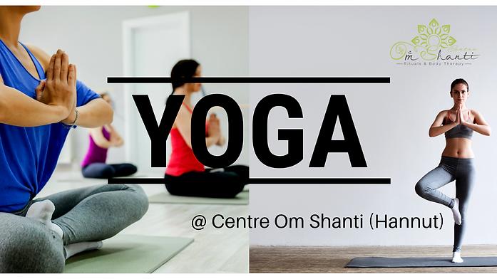Yoga Au Centre Om Shanti Hannut