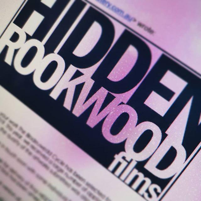 Hidden in Rookwood Films finalist notification