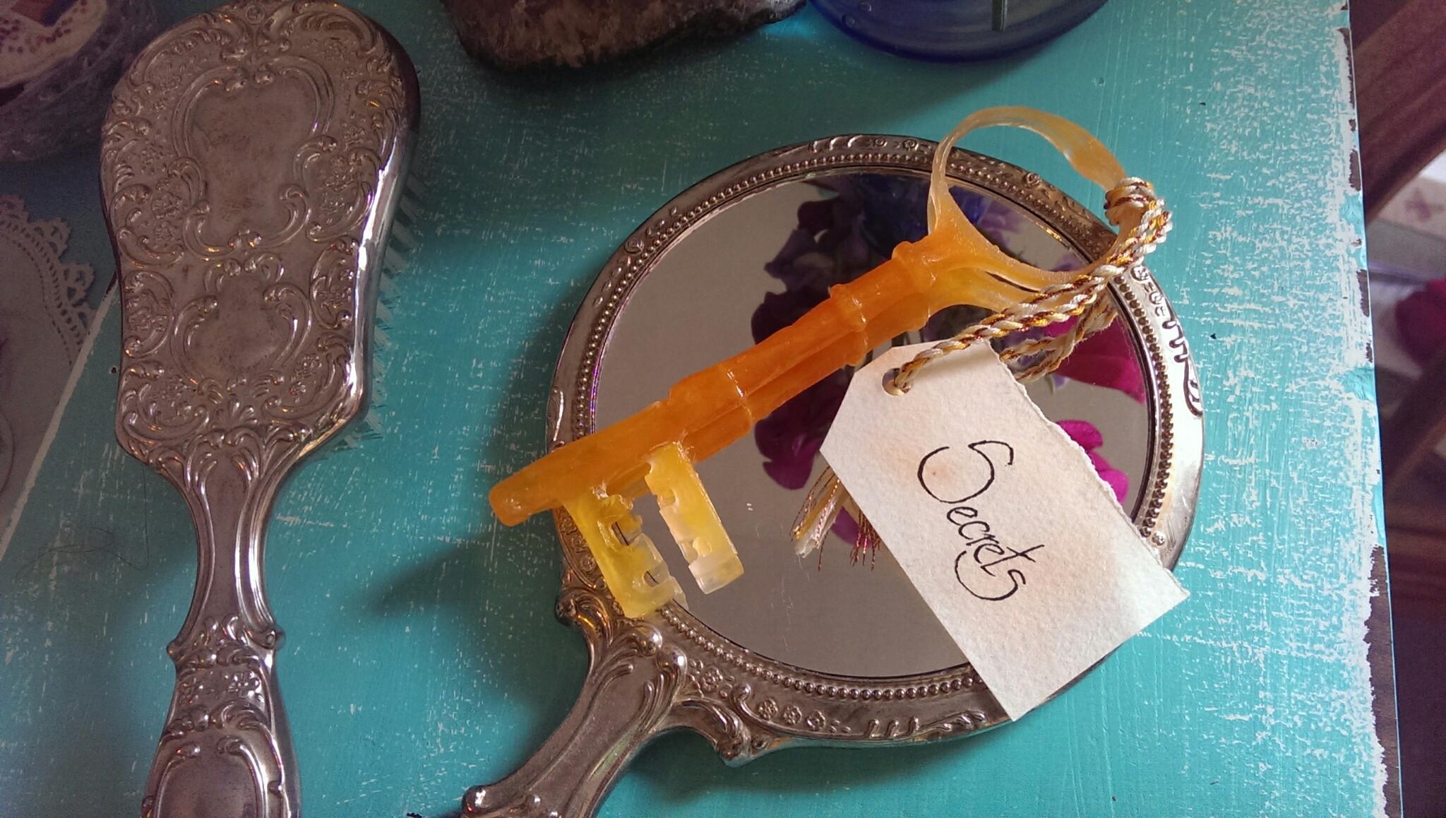 saffron key dt