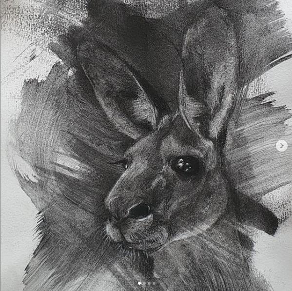 Art work by Natalie Eslick