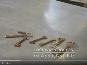 The Art of creating glass keys