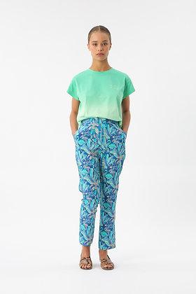 Pantalon print night tropic Imprevu
