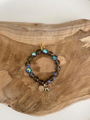 Bracelet perle brillante Nala