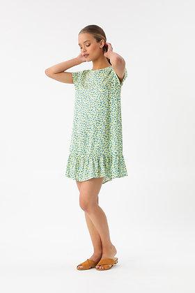 Short dress royal leo Imprevu
