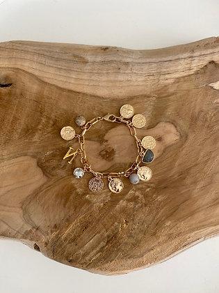Bracelet breloques Nala