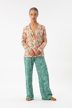 Pantalon palms green Imprevu