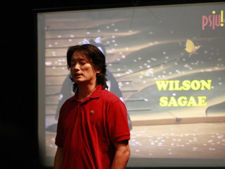 PROJETO PSIU! - Relato de Wilson Sagae