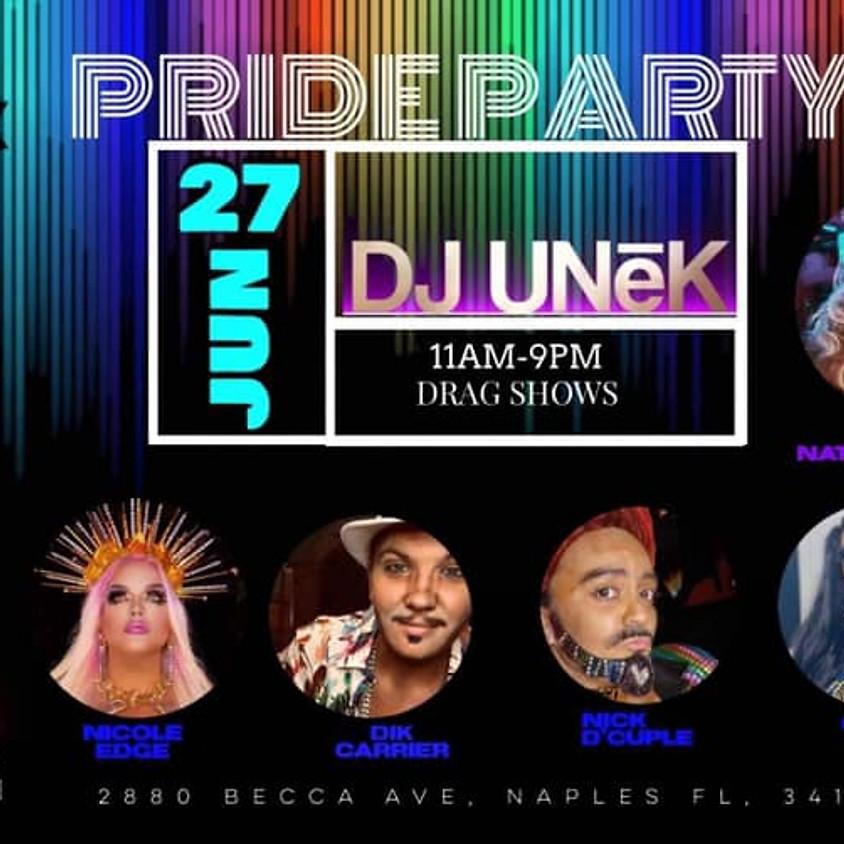 Pride Party at Celebration Park
