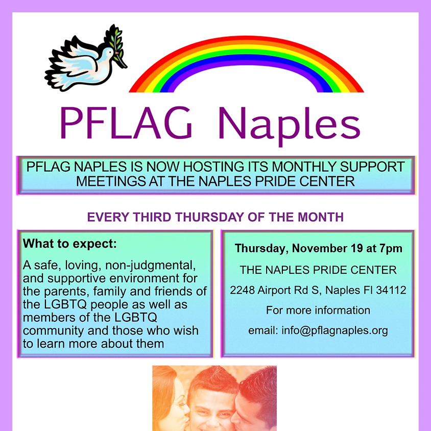 PFLAG support group