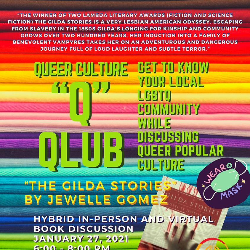 """Queer Qulture """"Q"""" Qlub"""
