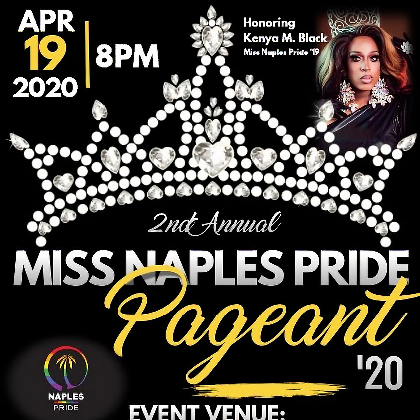 2nd Annual Miss Naples Pride Pageant