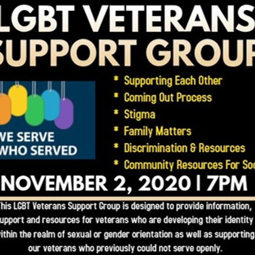 LGBTQ Veterans Support Group