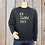 Thumbnail: Sweet-shirt col rond Disanro décaler homme