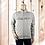 Thumbnail: Sweat-shirt zippé col montant Disanro horizontal