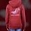 Thumbnail: Sweat-shirt à  capuche unisex