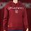 Thumbnail: Sweat-shirt à capuche unisex avec Ecusson