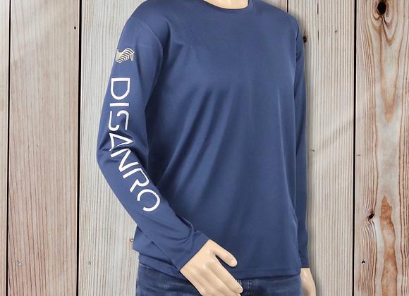 T-shirt à manches longues Quick Dry Performance pour homme