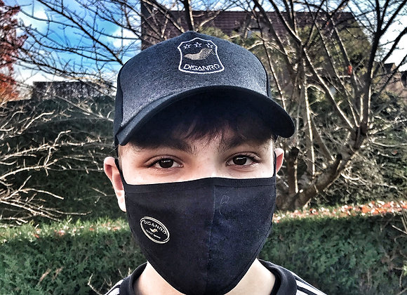 Masques de protection Disanro ( Petit logo Ovale)