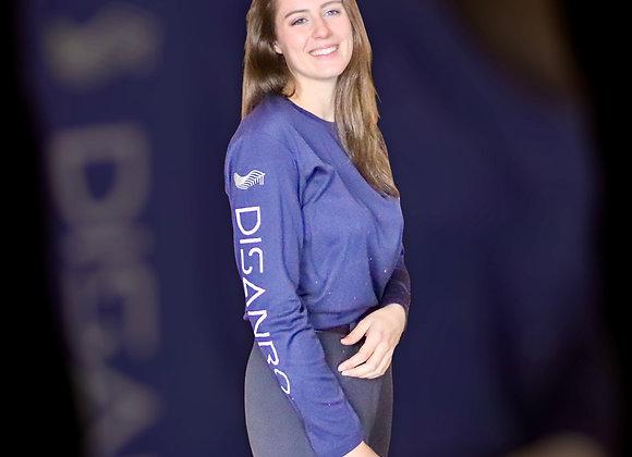 T-shirt à manches longues Quick Dry Performance pour femme