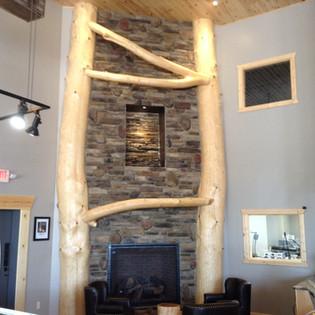 Unique Fireplace Mantle