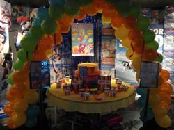 Hoyts Birthday display
