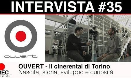 Ouvert - il cinerental di Torino | Storia, sviluppo e curiosità di un rental