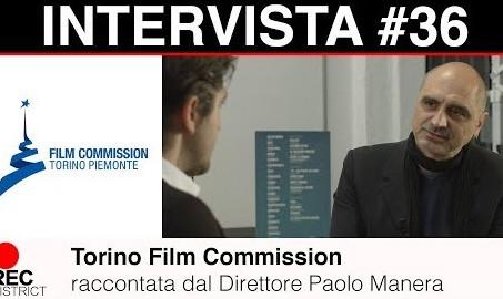 Torino Film Commission      raccontata dal Direttore Paolo Manera