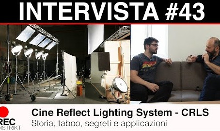CRLS - Cine Reflect Lighting System | Story, taboo & application