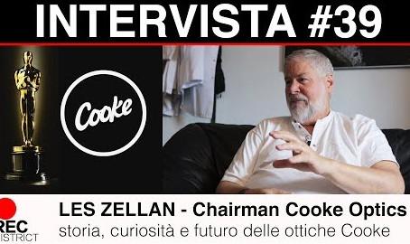 Storia, curiosità e futuro delle ottiche Cooke | intervista al Chairman premio Oscar Les Zellan