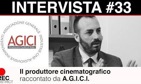 Il produttore cinematografico            ne parliamo con A.G.I.C.I.