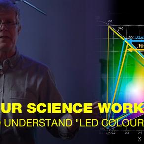 Kino Flo - Colour Science Workshop (sottotitolato in italiano)