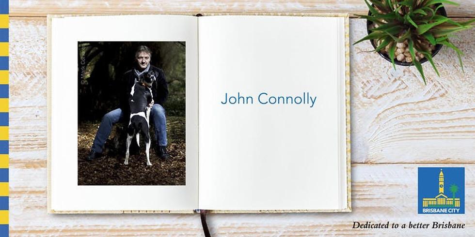 Brisbane, Australia — Meet John Connolly