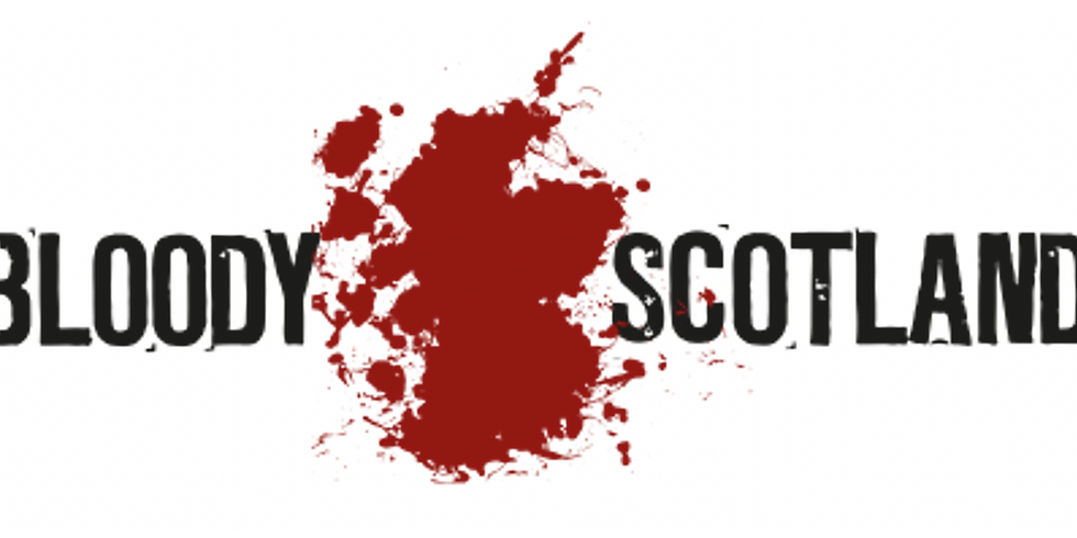 Bloody Scotland - John Connolly in conversation with Mark Billingham