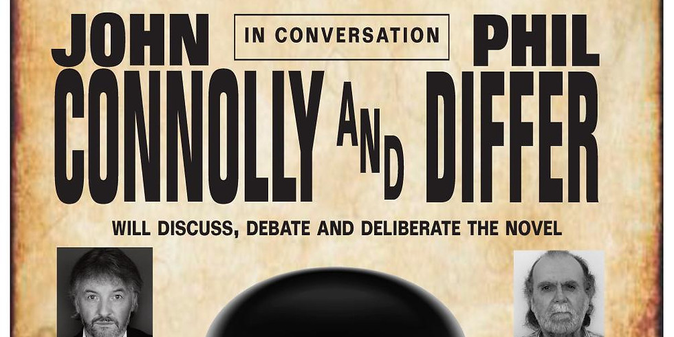 John Connolly & Peter Differ in conversation about Stan Laurel