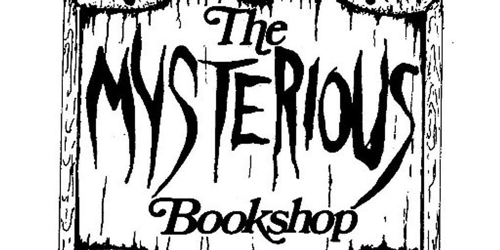 New York City — The Mysterious Bookshop