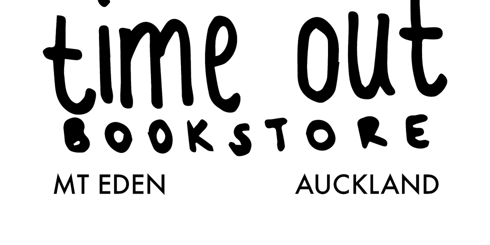 Auckland, NZ —Time Out Bookstore