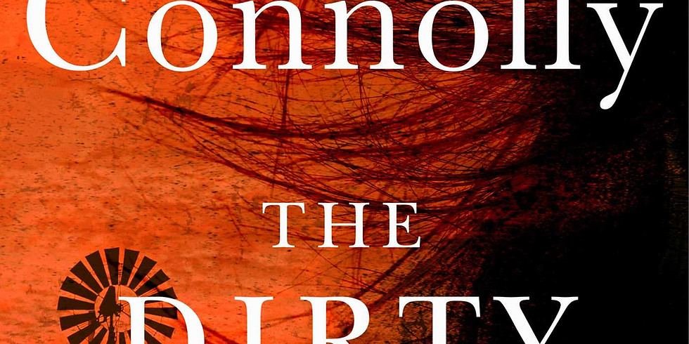 John Connolly discusses THE DIRTY SOUTH with NYU Glucksman Ireland House