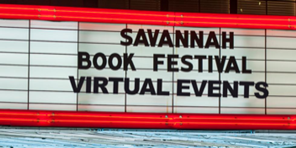 Savannah Book Festival: John Connolly with James Lee Burke
