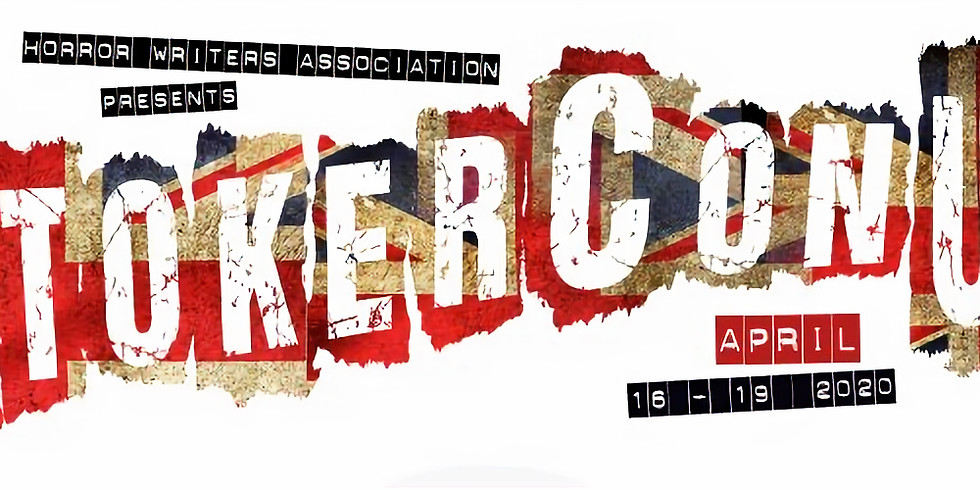 POSTPONED/TBD—SCARBOROUGH: StokerCon UK