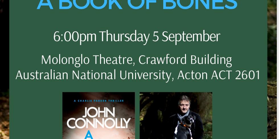 Canberra, Australia — Meet John Connolly