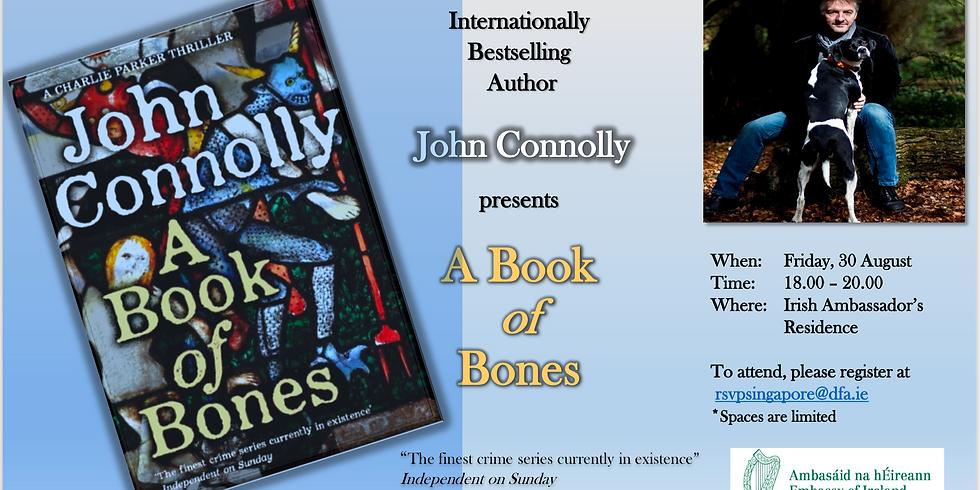 Singapore — John Connolly presents A BOOK OF BONES