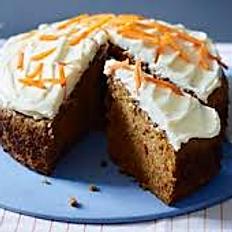 Slice of Carrot cake