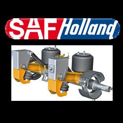 2. Детали осей и подвесок SAF