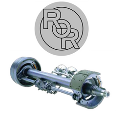 5. Детали осей и подвесок ROR