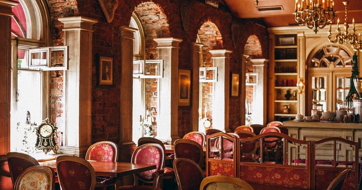 Ресторан французской кухни Cafe Michel